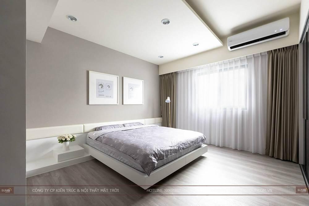 Thiết kế thi công nội thất chung cư theo phong cách tối giản - Minimalist