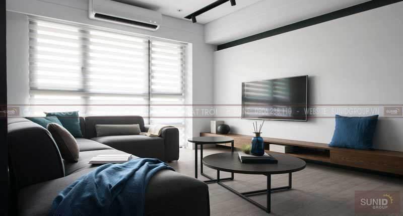 Thiết kế nội thất chung cư LANCASTER Núi Trúc A. Tuấn