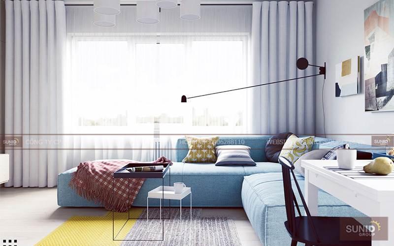 Thiết kế nội thất chung cư tại CT8A chung cư Đặng Xá, Gia Lâm A. Thanh