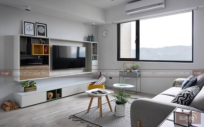 Thiết kế nội thất chung cư tại Royal City A. Thanh