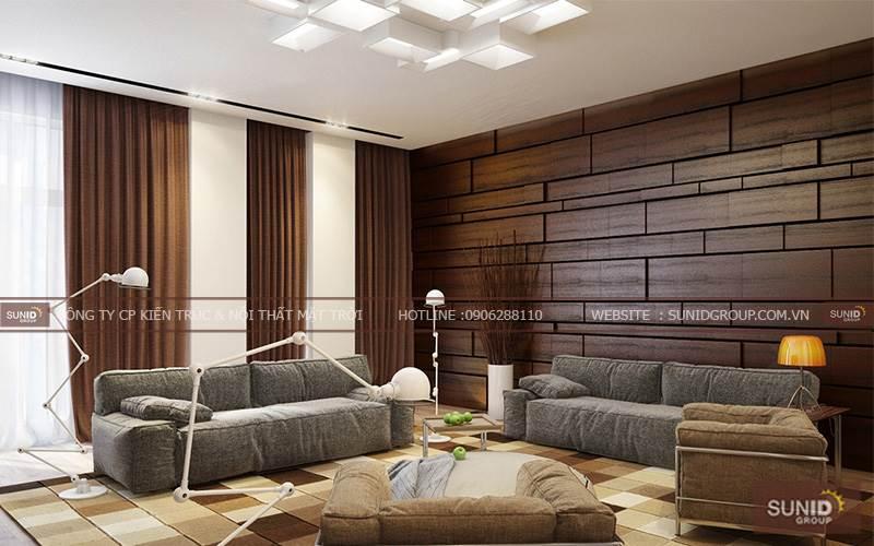 Thiết kế nội thất chung cư tại GoldSeason Thanh Xuân C.Thoa