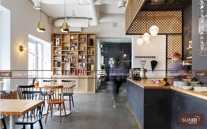 thiet ke noi that cafe
