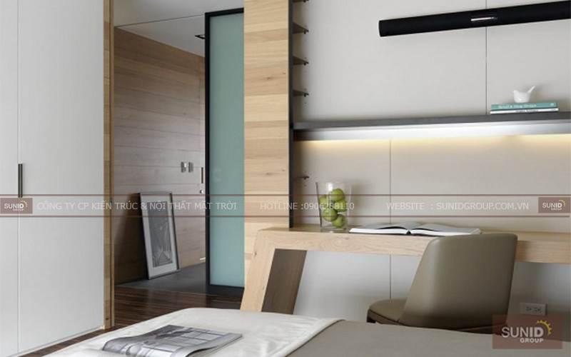 Thiết kế nội thất chung cư tại Sun Grand City Ancora Residence C Hiền