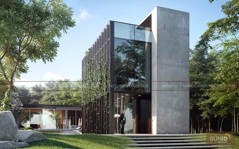 30 mẫu thiết kế biệt thự hiện đại