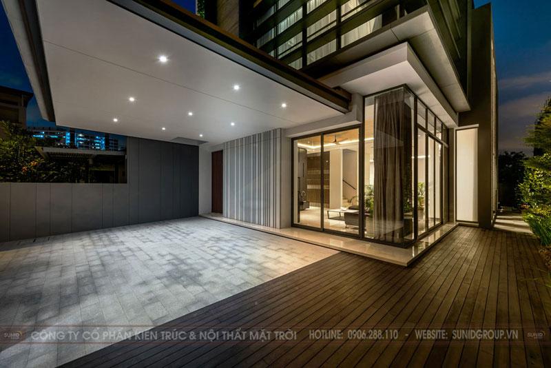 Thiết kế nội thất nhà phố Quan Nhân, Thanh Xuân A. Tạo