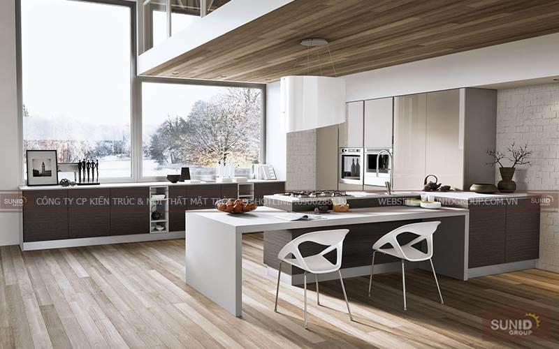 50 Mẫu thiết kế nội thất phòng bếp sang trọng