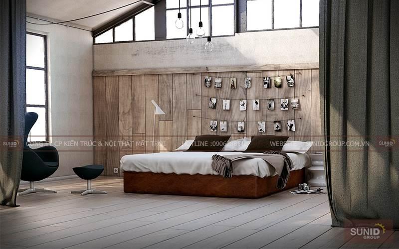 30 mẫu thiết kế nội thất phòng ngủ  với tông màu nhẹ nhàng
