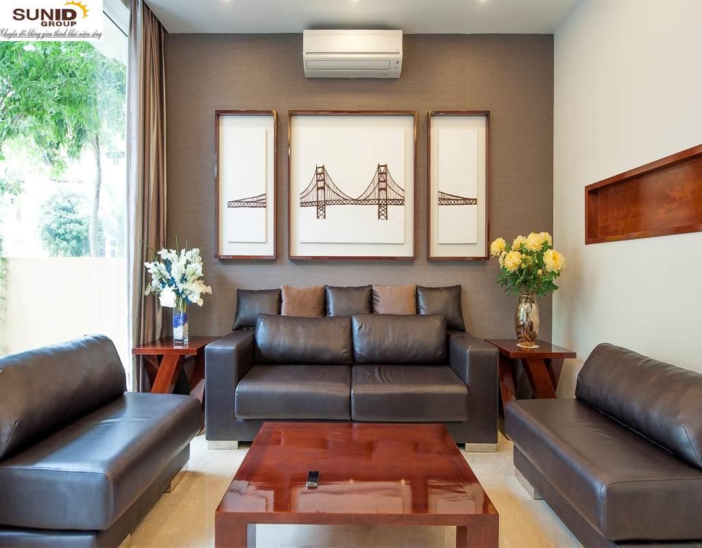 Thiết kế nội thất biệt thự đơn lập BT9 Xuân Phương a Lâm