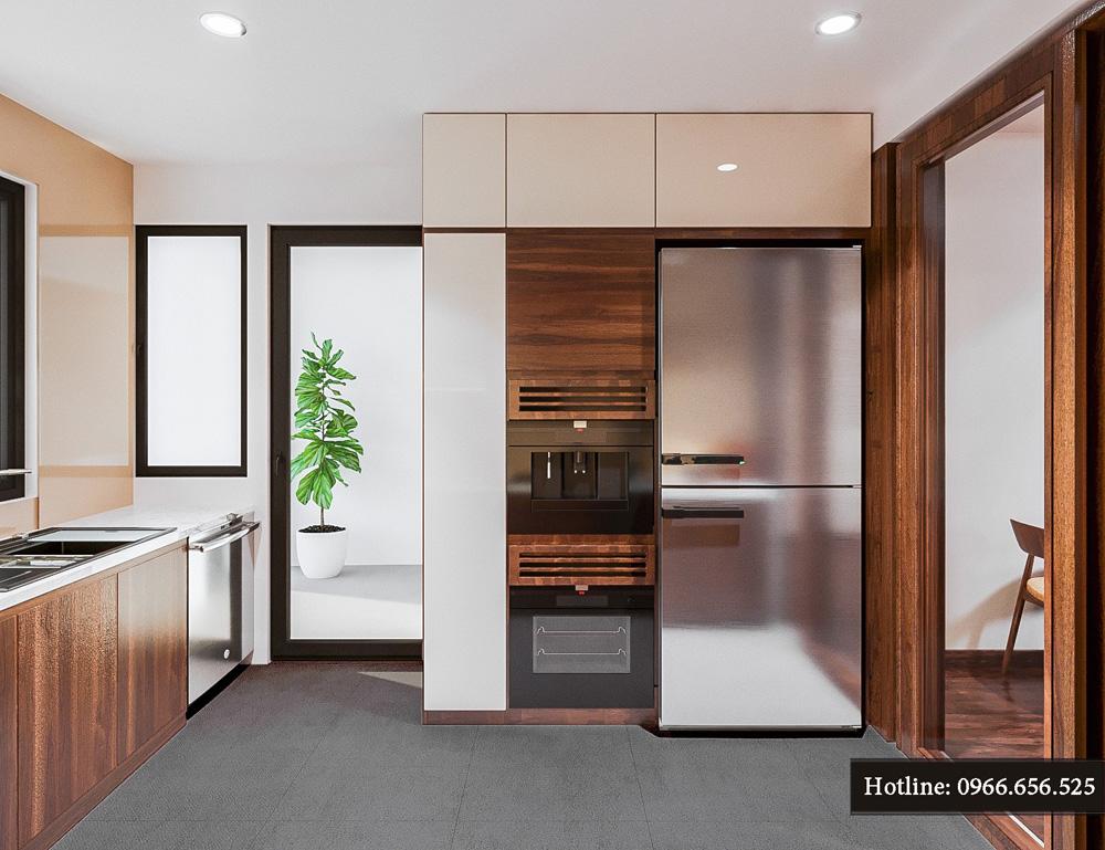 thiết kế nội thất chung cư ct8 mỹ đình 16