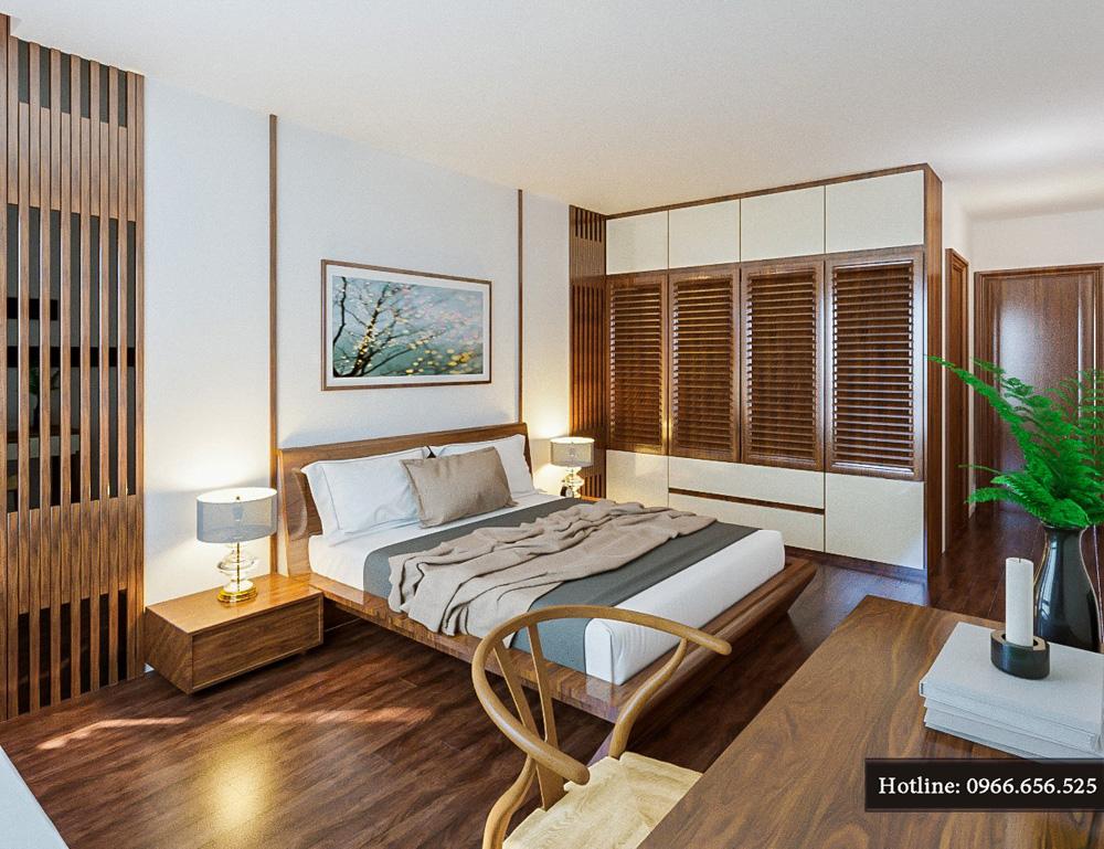 thiết kế nội thất chung cư ct8 mỹ đình 5