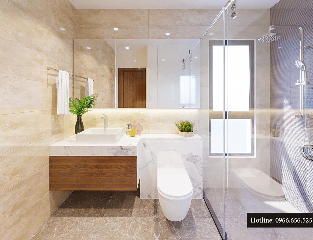 thiết kế nội thất chung cư ct8 mỹ đình 7