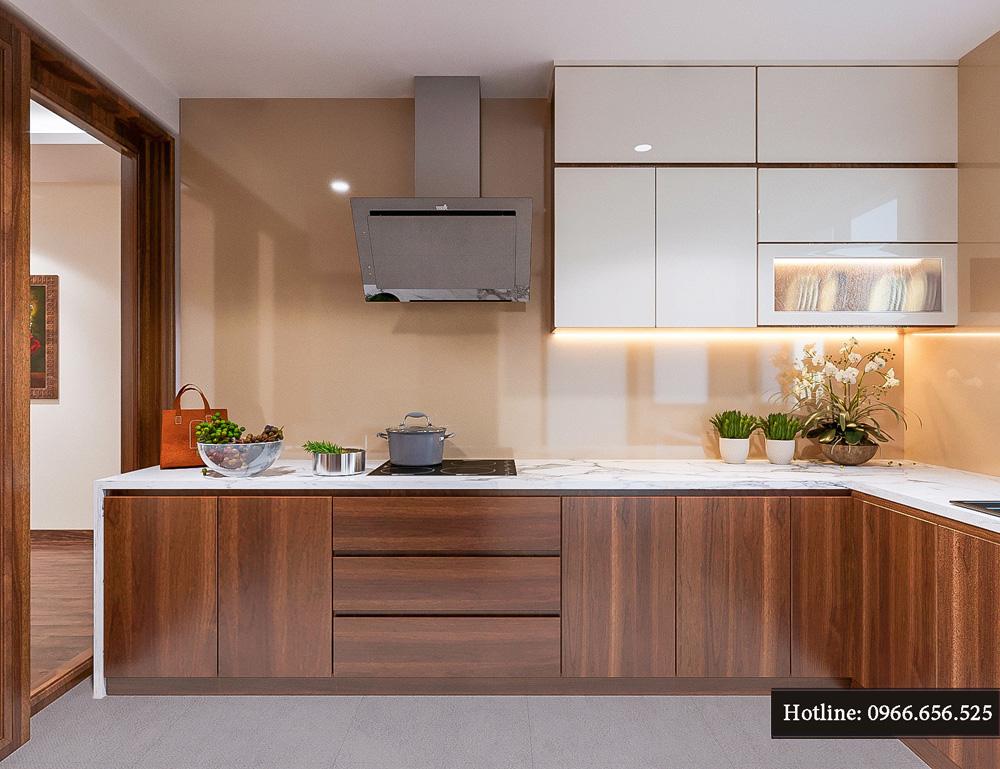 thiết kế nội thất chung cư ct8 mỹ đình 9