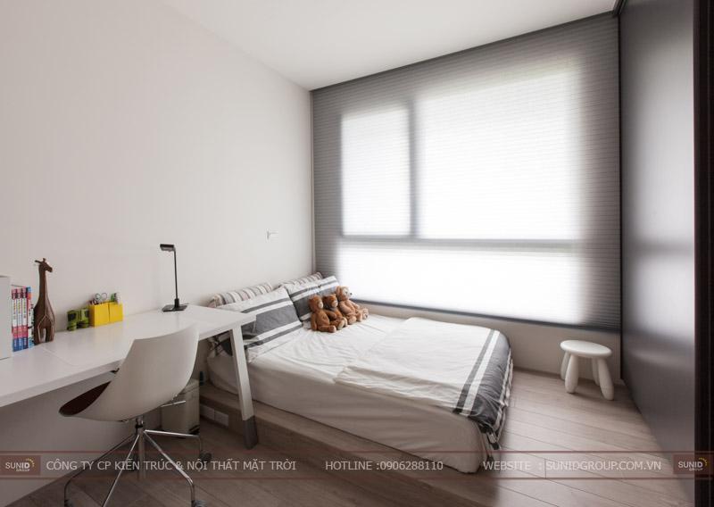 Thiết kế thi công nội thất chung cư Eco Lake View quận Hoàng Mai