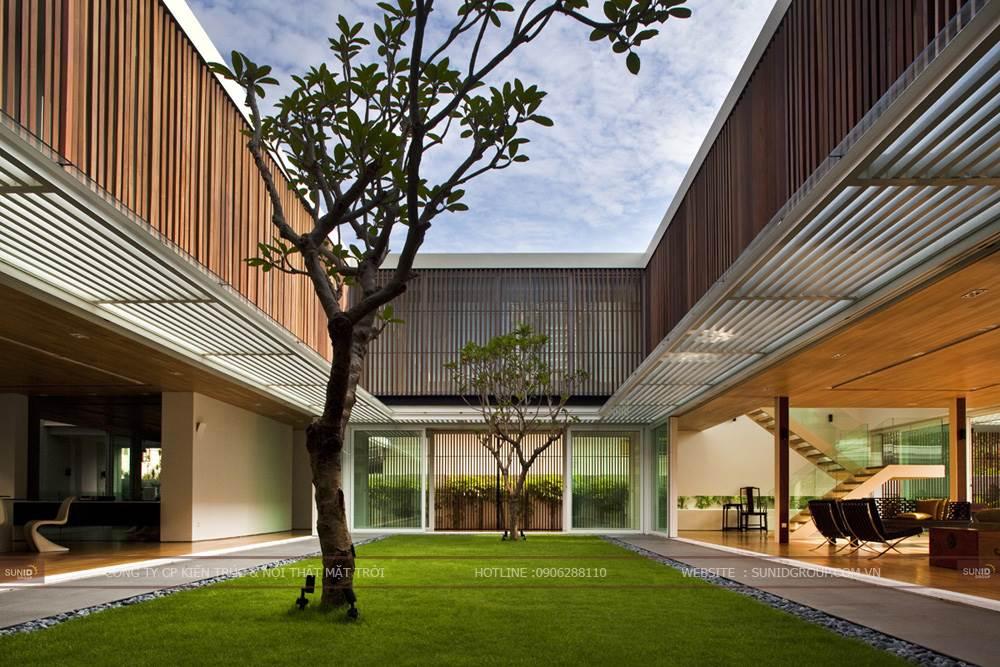 Thiết kế kiến trúc biệt thự hải phòng – Anh Đào Duy Anh