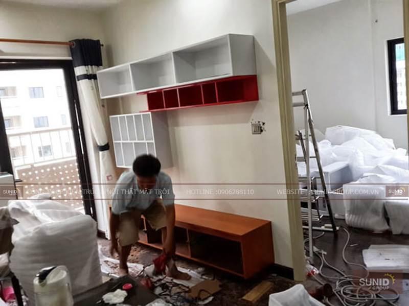 thi công cải tạo nội thất