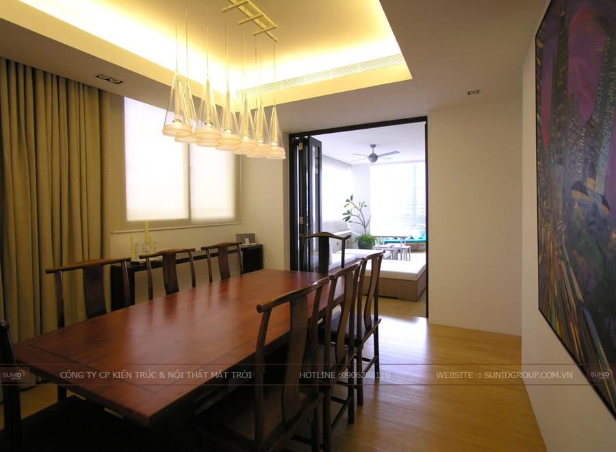 Thiết kế Thi công nội thất trọn gói tại Hà Nội