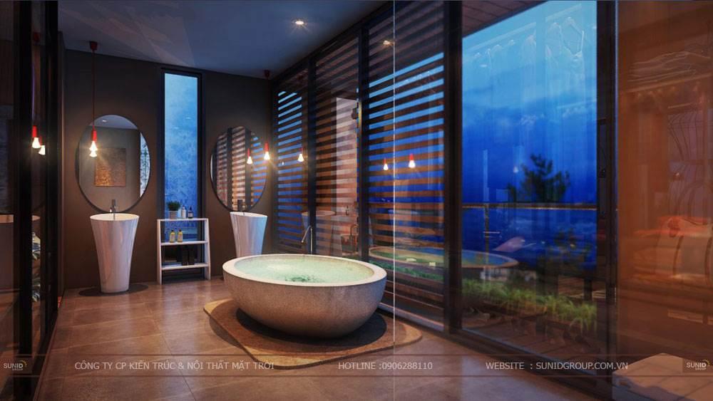 Thiết kế biêt thự Tam Đảo