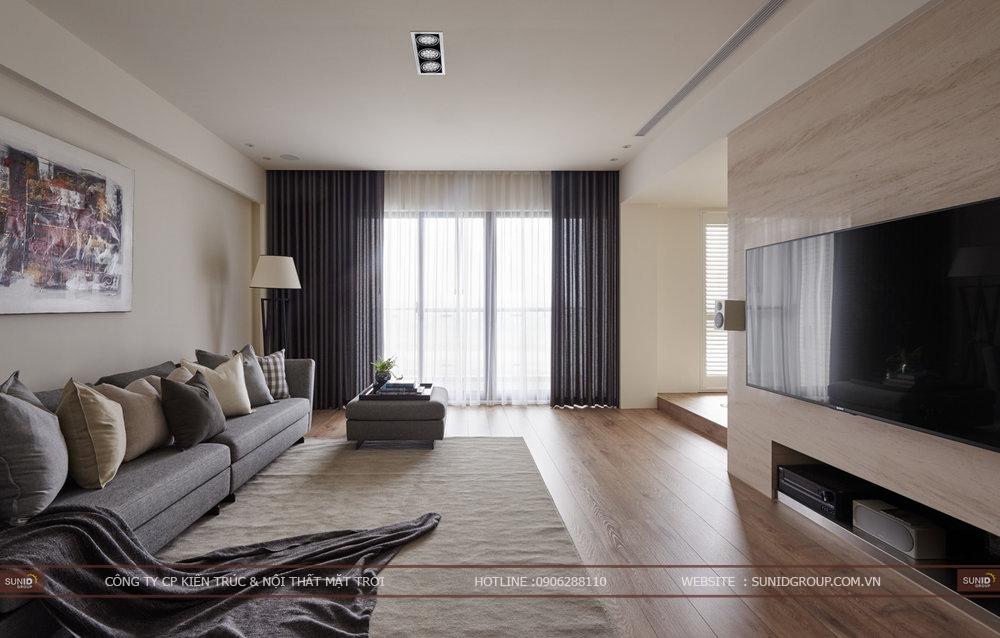 Thiết kế thi công nội thất Hamilton Complex quận Thanh Xuân