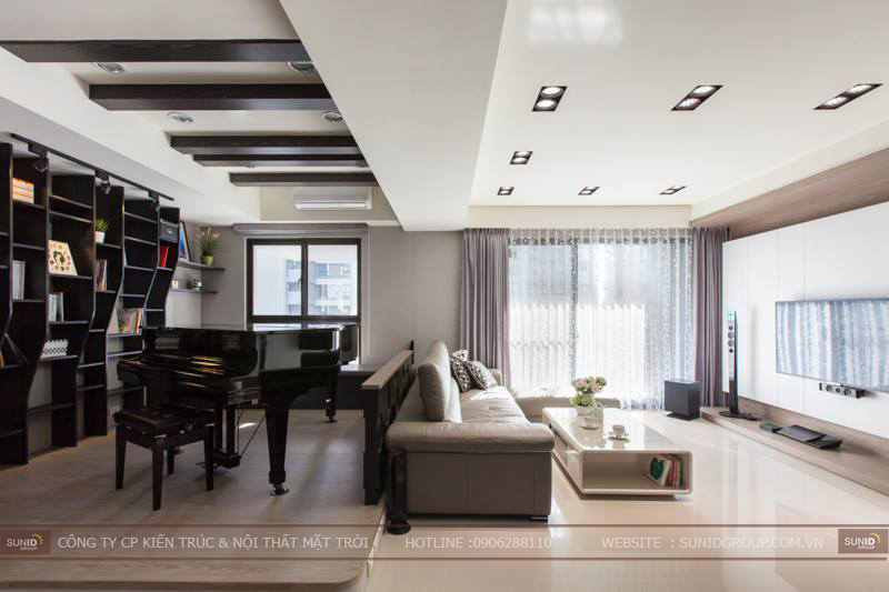 Thiết kế nội thất imperia 203 -Nguyễn Huy Tưởng