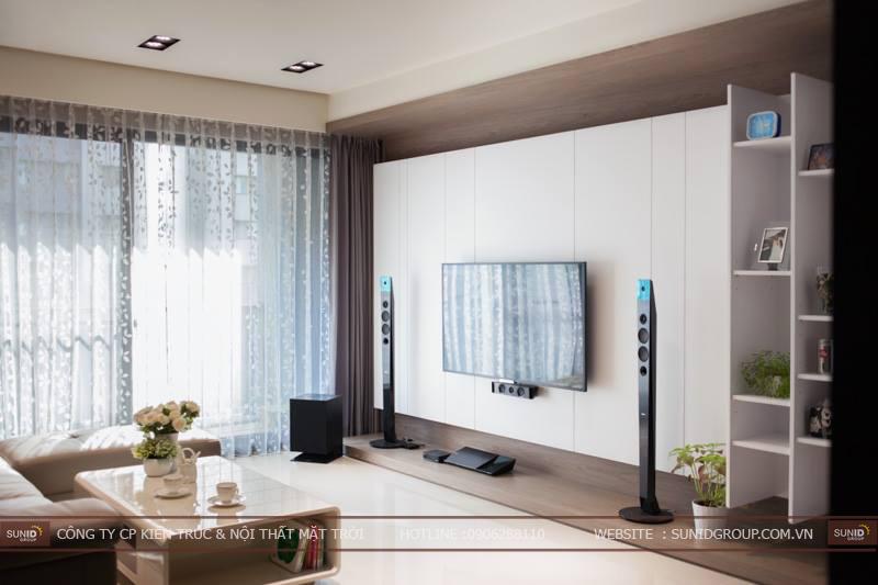 Thiết kế nội thất impemria 203 - Nguyễn Huy Tưởng