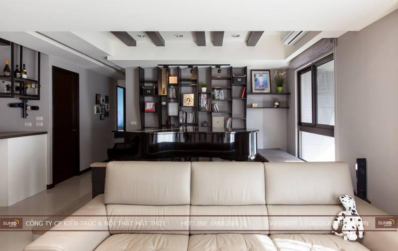 Thiết kế nội thất imperia 203 - Nguyễn Huy Tưởng