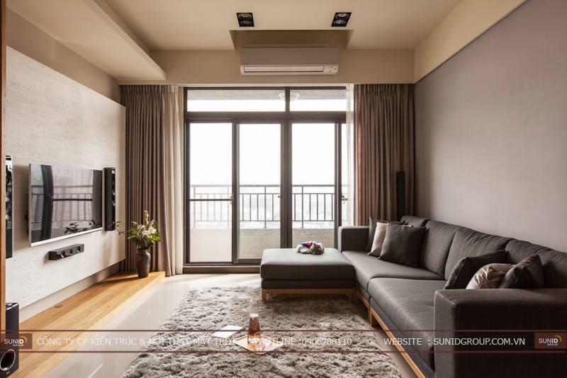 Thiết kế nội thất chelsea park chị Thảo
