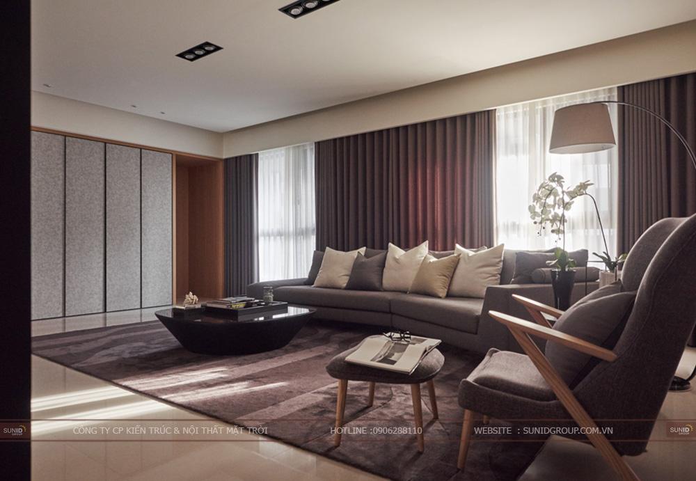 Thiết kế thi công nội thất quận Hà Đông
