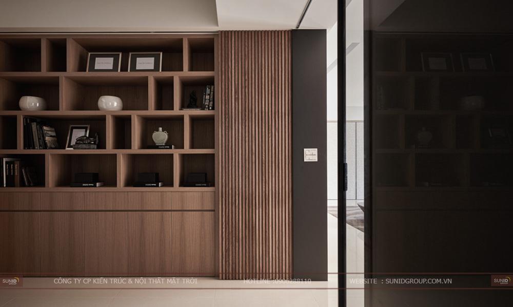 Thiết kế thi công nội thất chung cư Dragon Plaza quận Nam Từ Liêm