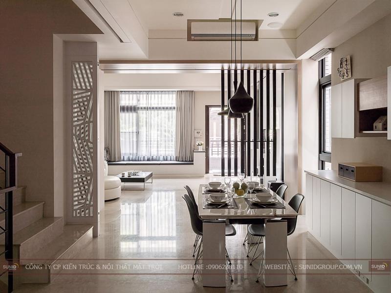 Thiết kế nội thất nhà phố Quang Trung, Hà Đông C. Xuân