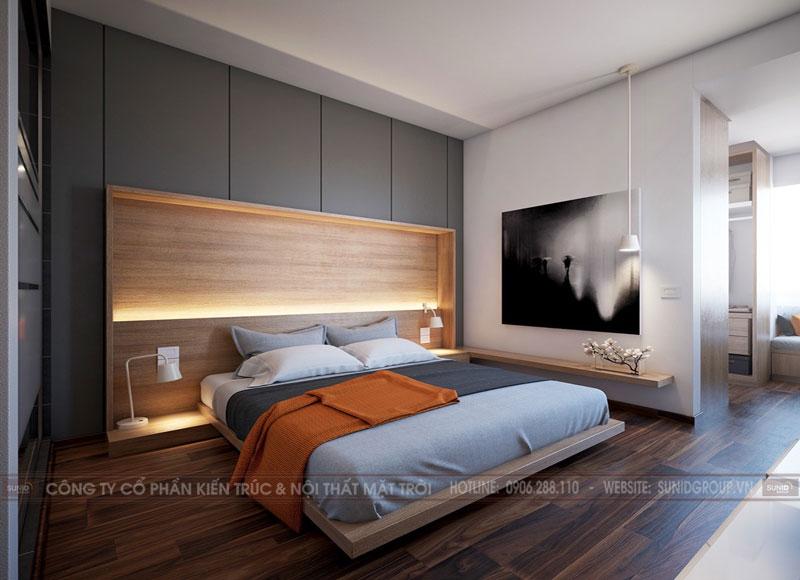 25 Mẫu thiết kế nội thất phòng ngủ hiện đại với nhiều phong cách khác nhau