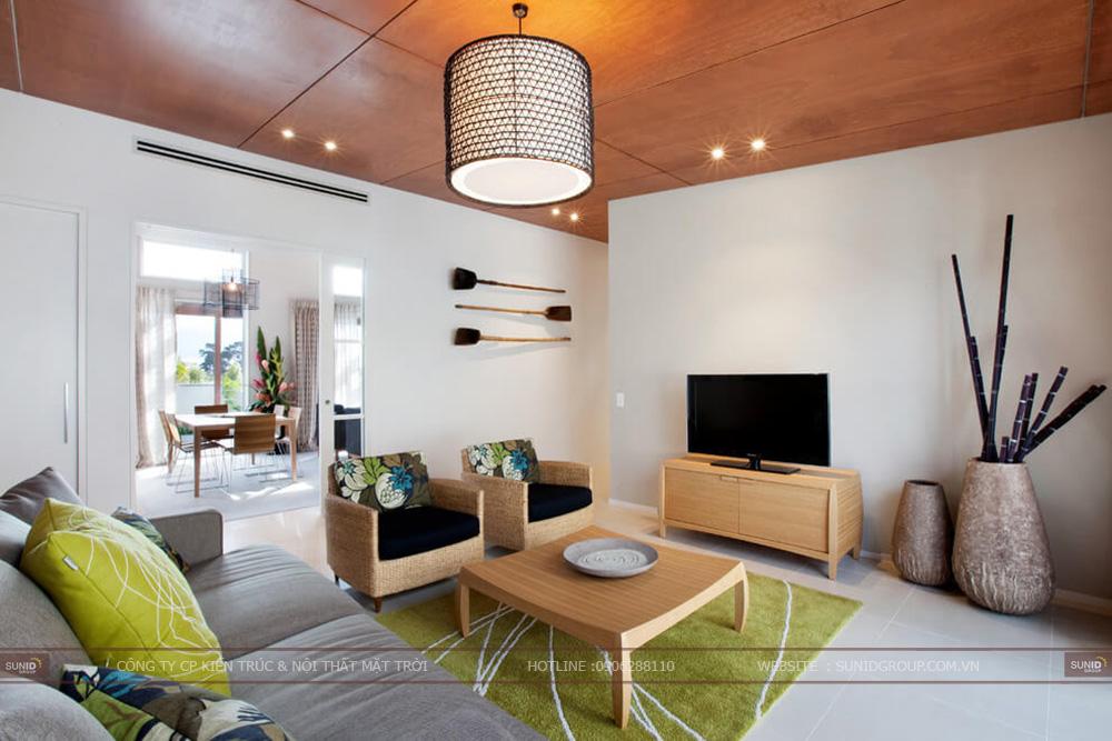 Thiết kế thi công nội thất biệt thự quận Hoàn Kiếm
