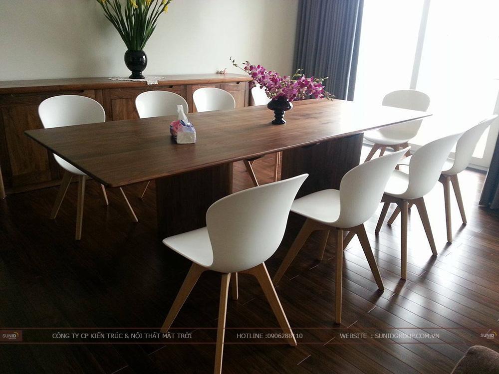 Thiết kế nội thất chung cư K-Park Văn Phú
