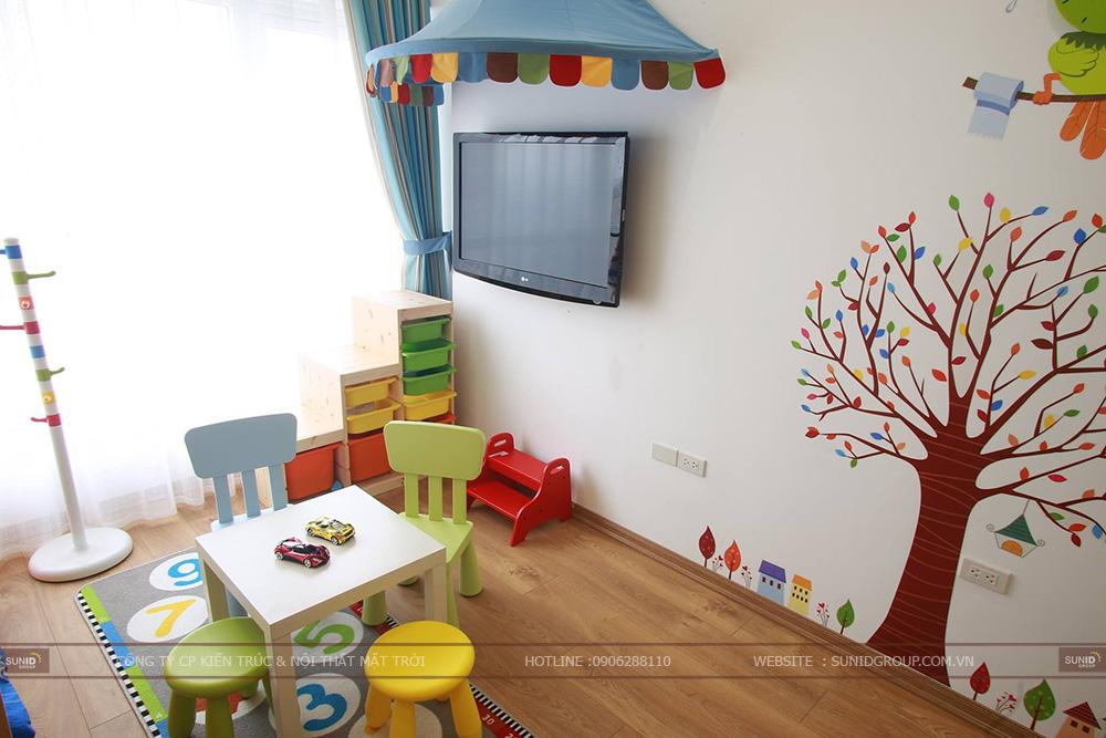 Thiết kế nội thất chung cư ICID Complex - Hà Đông