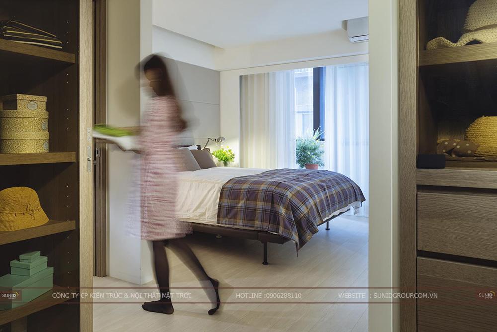 Thiết kế nội thất chung cư 219 Trung Kính