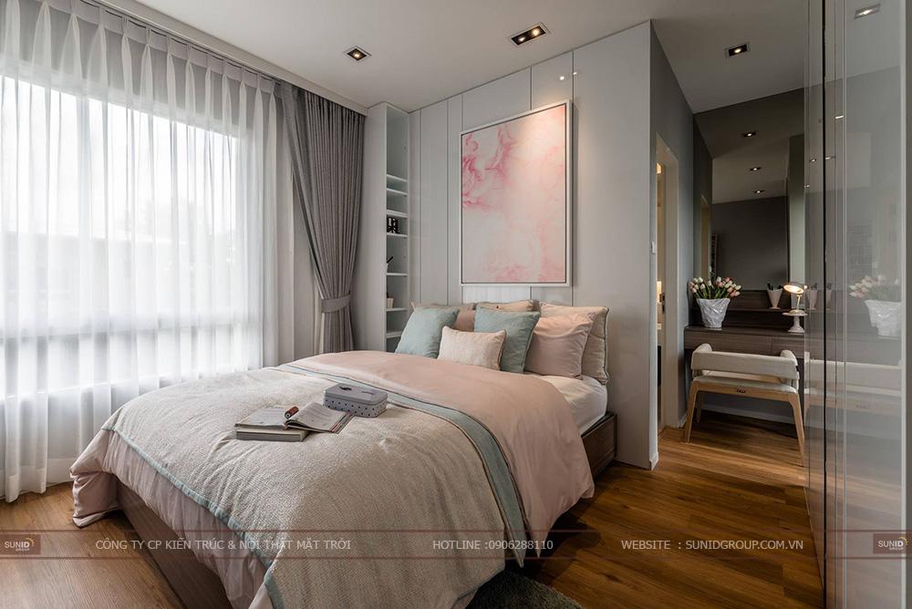 Thiết kế nội thất chung cư chuyên nghiệp tại Hà Nội