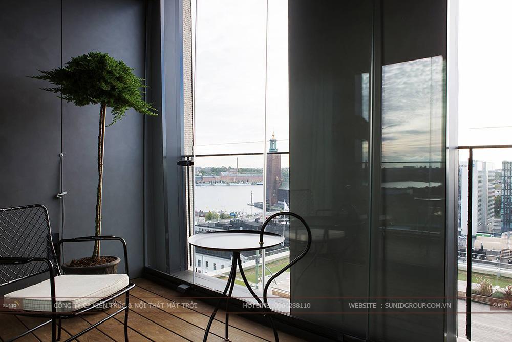 Thiết kế nội thất chung cư Ecopark