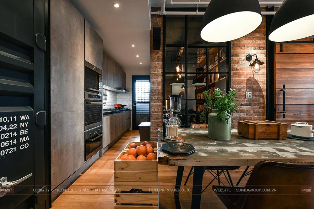 Thiết kế nội thất chung cư V3 Prime The Vesta Hà Đông