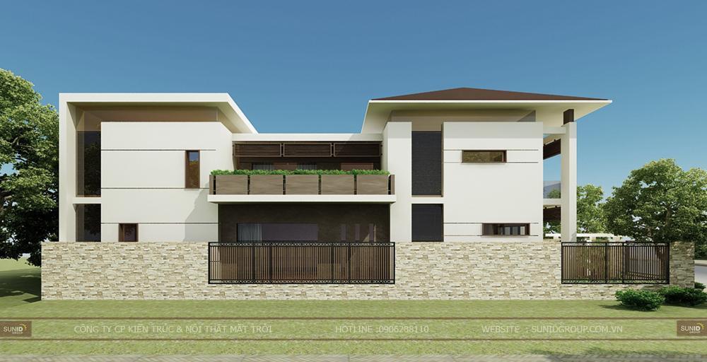 Thiết kế thi công nội thất biệt thự quận Đống Đa