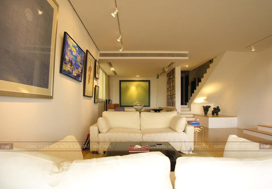 Thiết kế nội thất chung cư Euroland – KĐT Mỗ Lao