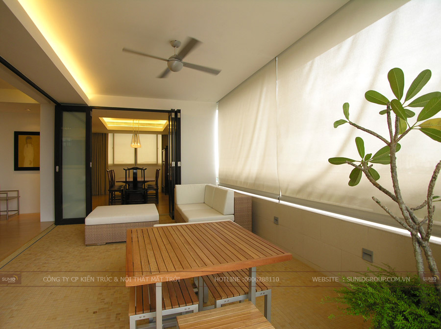 Thiết kế nội thất chung cư Euroland - KĐT Mỗ Lao