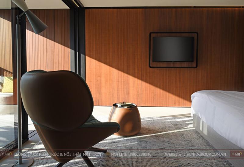 Thiết kế nội thất tiêu chuẩn khách sạn 5 sao tỉnh Bắc Ninh