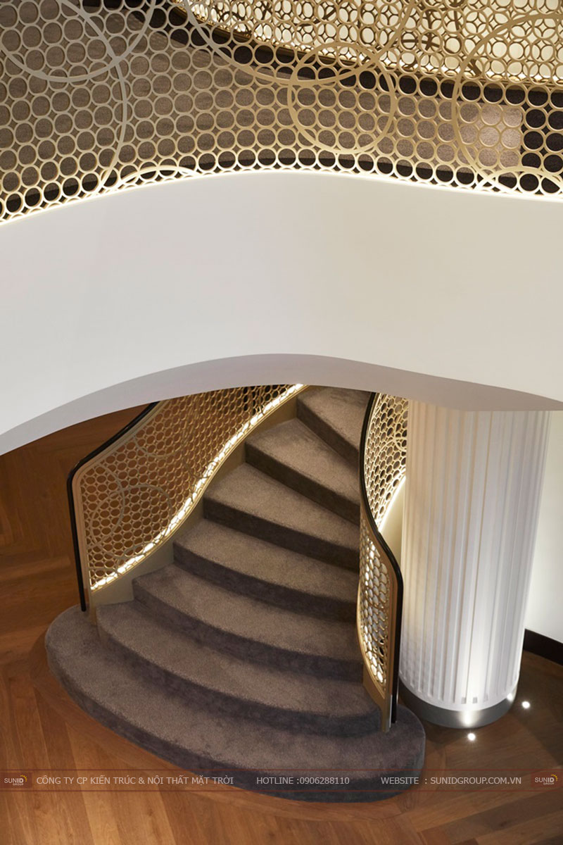 Thiết kế kiến trúc và nội thất khách sạn 5 sao cao cấp - Bắc Ninh