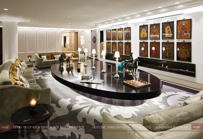 Thiết kế kiến trúc và nội thất khách sạn 5 sao cao cấp – Bắc Ninh