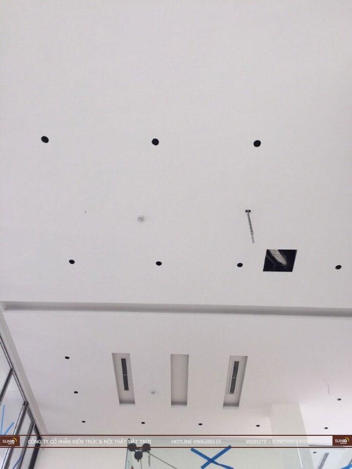 Thi công nội thất Showroom - Showroom thiết bị vệ sinh