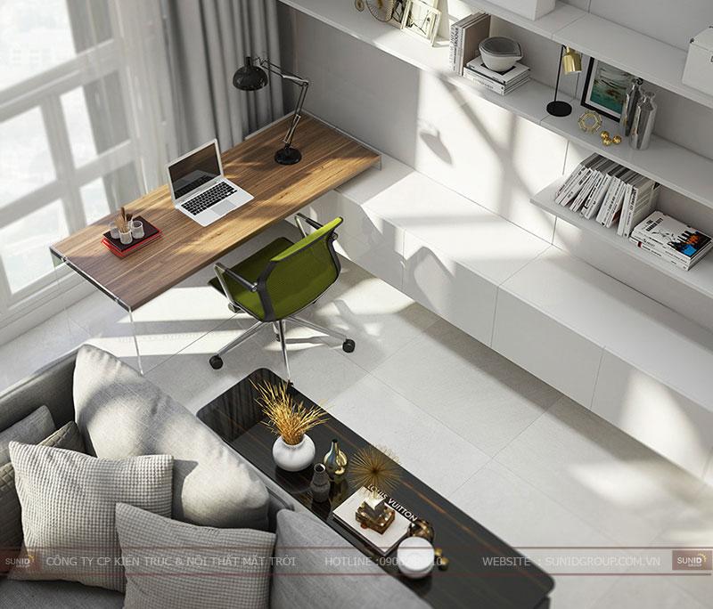 Thiết kế nội thất chung cư Artemis Tower Trường Trinh