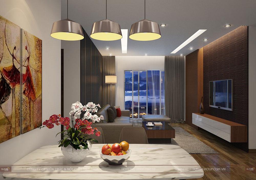 Thiết kế nội thất chung cư Sun Grand City Ancora Residence Lương YênThiết kế nội thất chung cư Sun Grand City Ancora Residence Lương Yên