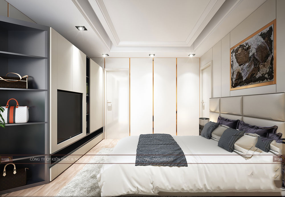 Thiết kế nội thất chung cư Sunshine Place