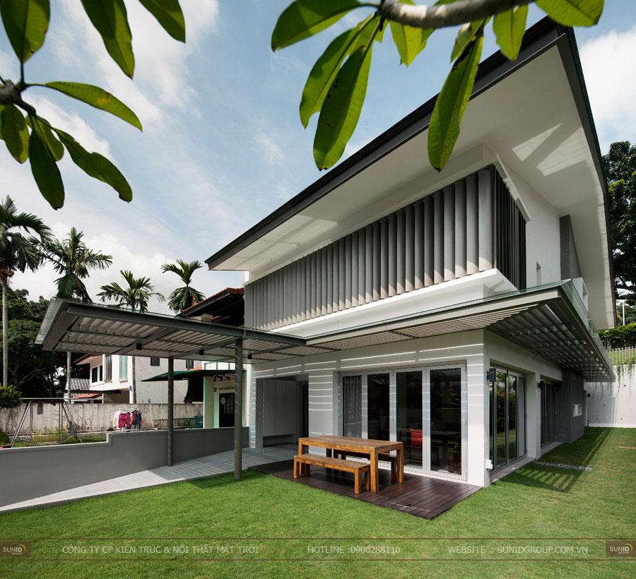 Thi công cải tạo nội thất biệt thự tại Hà Nội