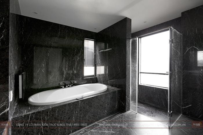 Thiết kế thi công nội thất chung cư Mandarin quận Cầu Giấy