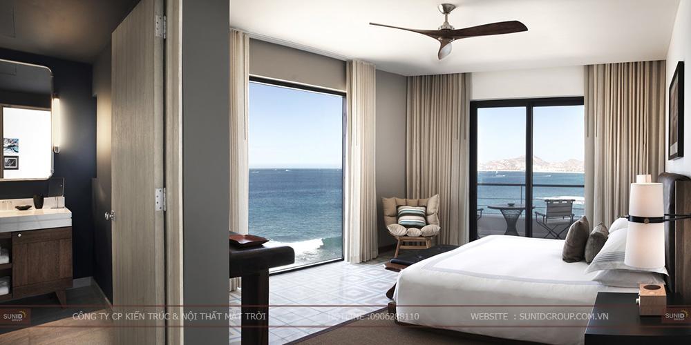 Thiết kế nội thất khách sạn 5 sao tại Đà Nẵng